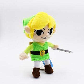19cm The Legend Of Zelda Plush Toy Kawaii Zelda Cartoon Anime Toy For Children Peluche Stuffed Doll Gift For Kids' Christmas