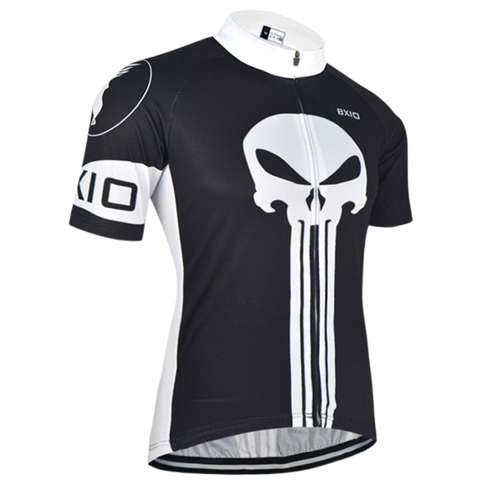 BXIO Cycling Jerseys Outdoor Short-Sleeve Pro-Team Breathable Summer Stock Ropa-Ciclismo