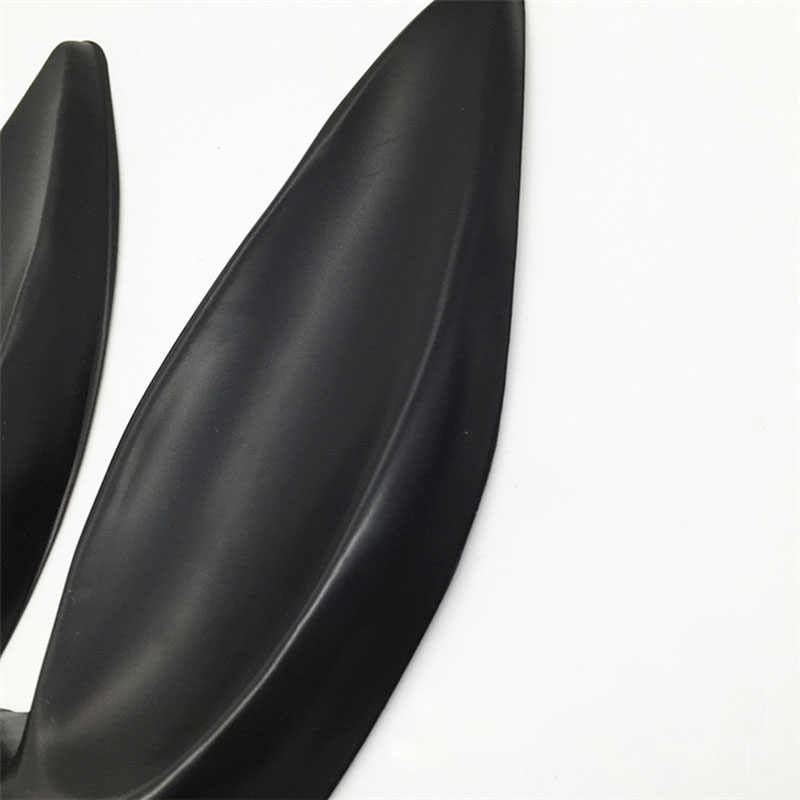 Mark สีดำผู้หญิงสาวเซ็กซี่กระต่ายหูกระต่ายน่ารักหูยาว Bondage หน้ากากฮาโลวีน Masquerade PARTY เครื่องแต่งกาย COSPLAY Props