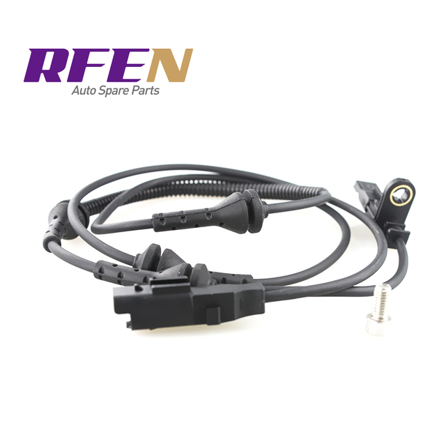 Car Front ABS Wheel Speed Sensor for Peugeot 407 407SW Citroen C6 4545G6 4545A9 9642687580 SS20045 S119290001Z 4545.G6 4545.A9