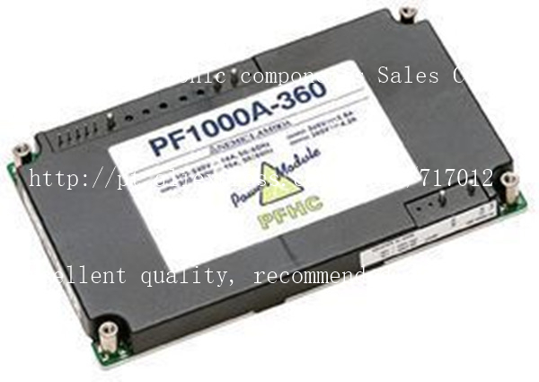 Free Shipping PF1000A-360 New products,Can directly buy or contact the seller
