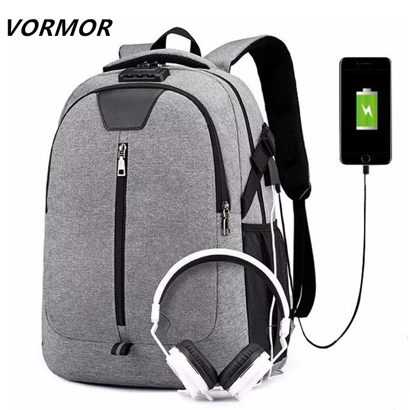 anti theft laptop backpack usb charging 15.6 backpacks men slim waterproof school backpack bag women male mochila travel casual rucksack waterproof travel male anti theft backpack usb charging men laptop backpacks for teenagers mochila school bag