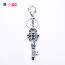 US $2.52 10% OFF 2017 New Fashion Retro key Pendant Keychain Turkish Blue Evil Eye Glass Charm Pendant Keyring Nazar Gift jewelry EY185-in Key Chains from Jewelry & Accessories on Aliexpress.com   Alibaba Group