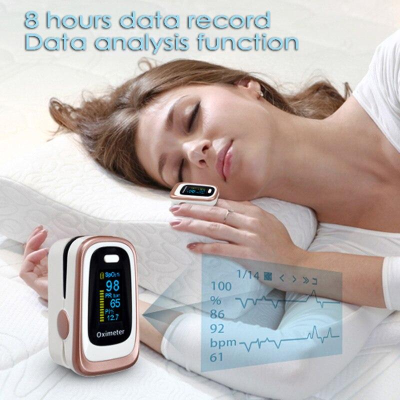 где купить  ELERA Portable Finger Pulse Oximeter SPO2,PR,ODI4,PI Fingertip Oximetro de Pulso de Dedo Blood Oxygen Saturometro  по лучшей цене