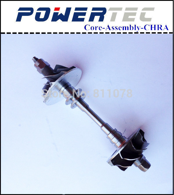 Turbo rotor KP31 54319880002 54319880000 rotor shaft and wheel for Mercedes Smart 0.8CDI 41HP 30KW