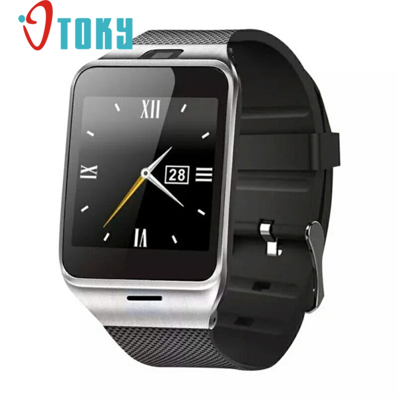 Excellent Quality Bluetooth Smartwatch GV18 Smart Watch GSM NFC Camera Waterproof Wristwatch for iPhone Samsung Android