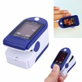 LED Digital Fingertip Pulse Oximeter Blood Oxygen Saturation Tester SPO2 Heart Rate PR Monitor Cardiotachometer Diagnostic-tool