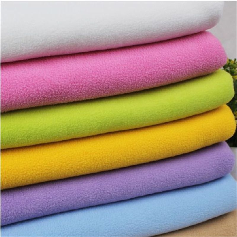 Online buy wholesale polar fleece fabric from china polar for Bulk sewing material