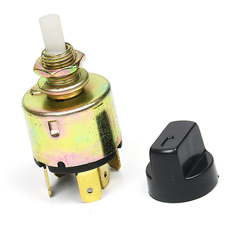 Automobiles & Motorcycles Air-conditioning Installation Romantic 3 Position 5 Pin Rotary Switch For Car Auto Air Conditioning Evaporator Universal A/c System