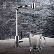 Блаватская латунь свинца холодной воде кухонный кран питьевой воды фильтр нажмите очищенной воды Носик torneira HP4404