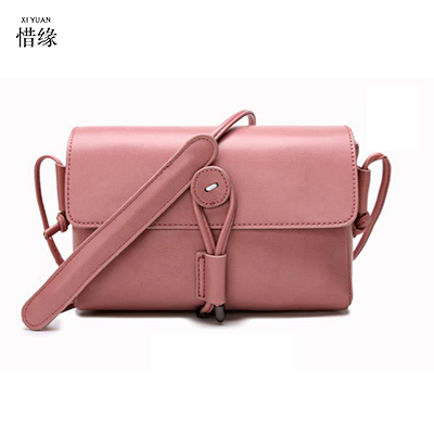 все цены на XIYUAN BRAND women bag crossbody bags for women handbags female shoulder bags girl leather handbags ladies purse messenger bags онлайн
