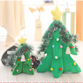 New Christmas tree plush toy doll Christmas gift kids toys