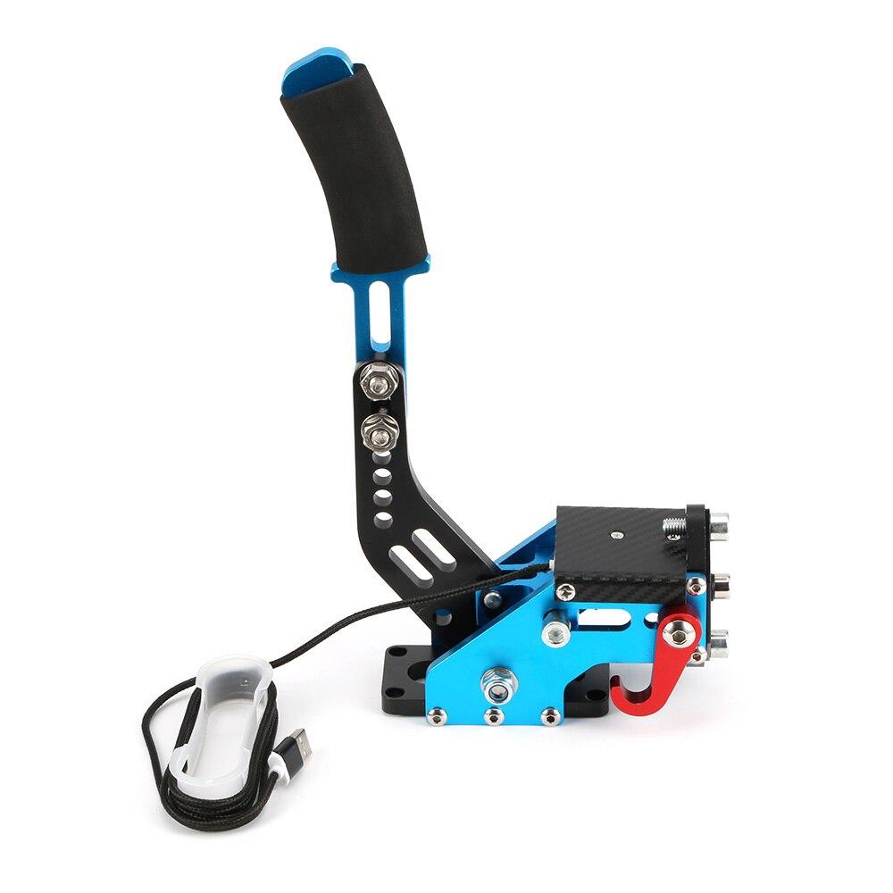 ❤️ USB Hand Brake For SIM Racing Game for Logitech G27/G29/G920 T300RS    8843437 ❤️