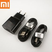Asli Xiaomi Mi QC3.0 Charger Mi 8 Mi X 3 2 S MAX 3 A2 A1 Note 3 Smartphone 12 V 1.5A cepat Biaya Power Adapter USB Kabel(China)