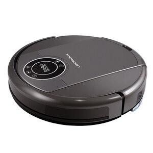 Image 3 - LIECTROUX Roboter Staubsauger ZK808, WiFi App, 3000pa Saug, Karte Navigation, Smart Memory, UV Lampe, Nass Trocken Mopp, Bürstenlosen Motor