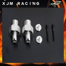 1/5 rc car racing parts Rear Extended adapter/axle(untilized screw)set fit hpi rovan km baja 5sc