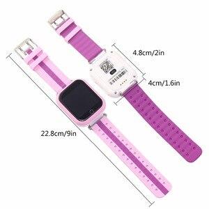 Image 4 - Twox gpsスマート腕時計Q750 Q100 gw200sベビータッチスクリーンとのsosコール位置デバイス子供の安全なpk Q50