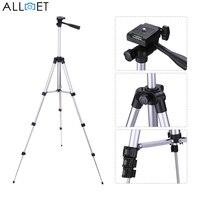 ALLOET 650mm נייד מקצועי מצלמה חצובה Stand עם 1/4