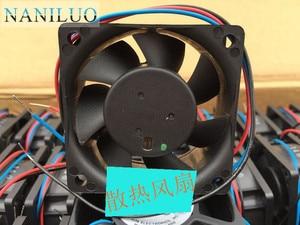 Вентилятор охлаждения NANILUO AFB0612HH-R00, 60x60x25 мм, 3-контактный об/мин, 5000 воздушных потоков, 27,55 CFM, уровень шума 40 dBA