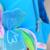 Anime Mochila Bolsas Escuela Kindergarten 3D Encantador de la Historieta Pequeño Caballo Pony Unicornio Mochila Muñeca De Felpa Juguetes para Niños de Regalo