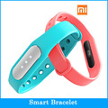 For Xiaomi Mi Band Light-sensitive Version Bluetooth 4.0 IP67 Waterproof Smart Bracelet For Android 4.4 OS and IOS 7.0