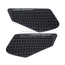 Motorcycle Anti slip Tank Pad Side Gas Knee Grip Traction Pads Protector Sticker For Honda CBR 650 F CBR650F CBR650 2014-2016