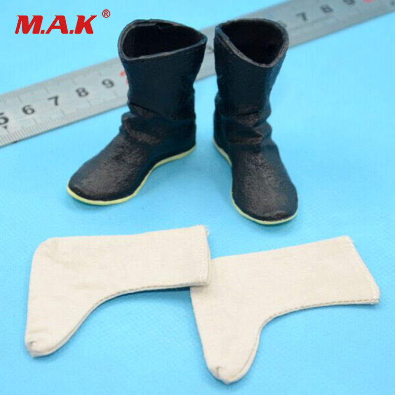 Ancient Soldier Boots Action-Figure-Accessories Shoes 12--Figure-Doll for Socks Goku
