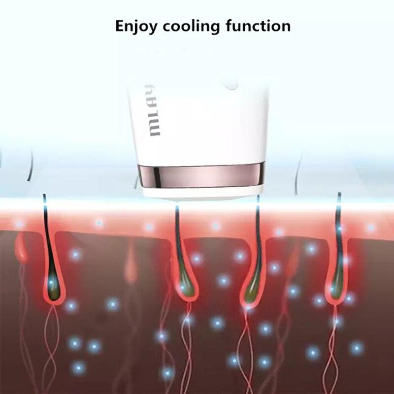 Trimmer Elétrica rejuvenescimento da Foto Do Laser para Casa