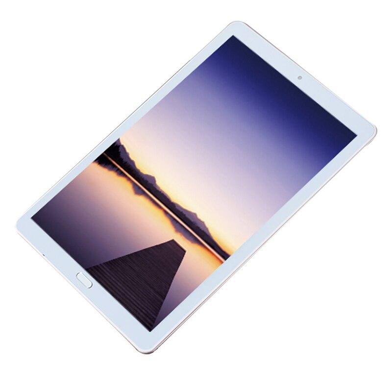 Identificación de huellas dactilares 9,7 'Tablet PC WIFI 8 Octa Core 4G + 64 GB de la Cámara Dual de 8MP Android 7,0 10,1 tabletas 4 GLTE 1920X1280 GPS