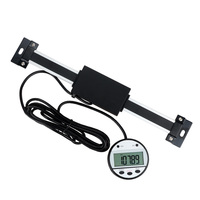 150mm 500mm 600mm Digital Table Readout linear scale DRO Magnetic Remote External Display