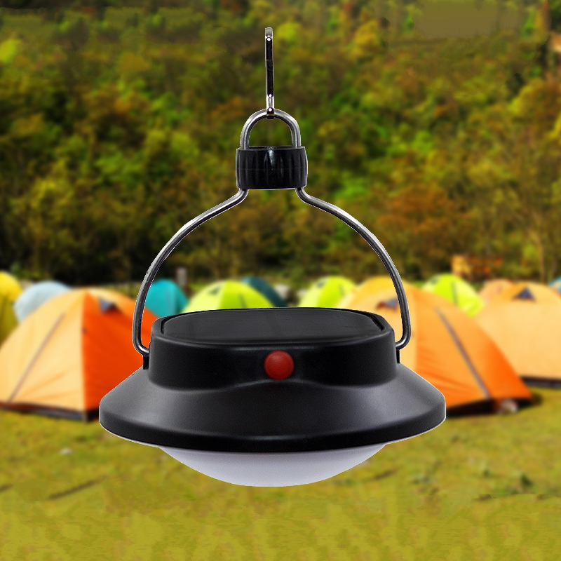 Super Bright 60 leds LED Solar Energy Lights Waterproof Camping Tent Lamp Outdoor Indoor Chargeable Garland Emergency lighting
