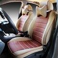 Специальный Кожаные чехлы для сидений автомобиля Для Great Wall M4 C30 C50 M2 Hover H1 H2 H5 H6 H7 H8 автомобильные аксессуары для укладки