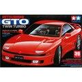 Tamiya modelo escala 1/24 24108 escala carro modelo de plástico GTO TWIN TURBO kits modelo escala kits modelo de montagem