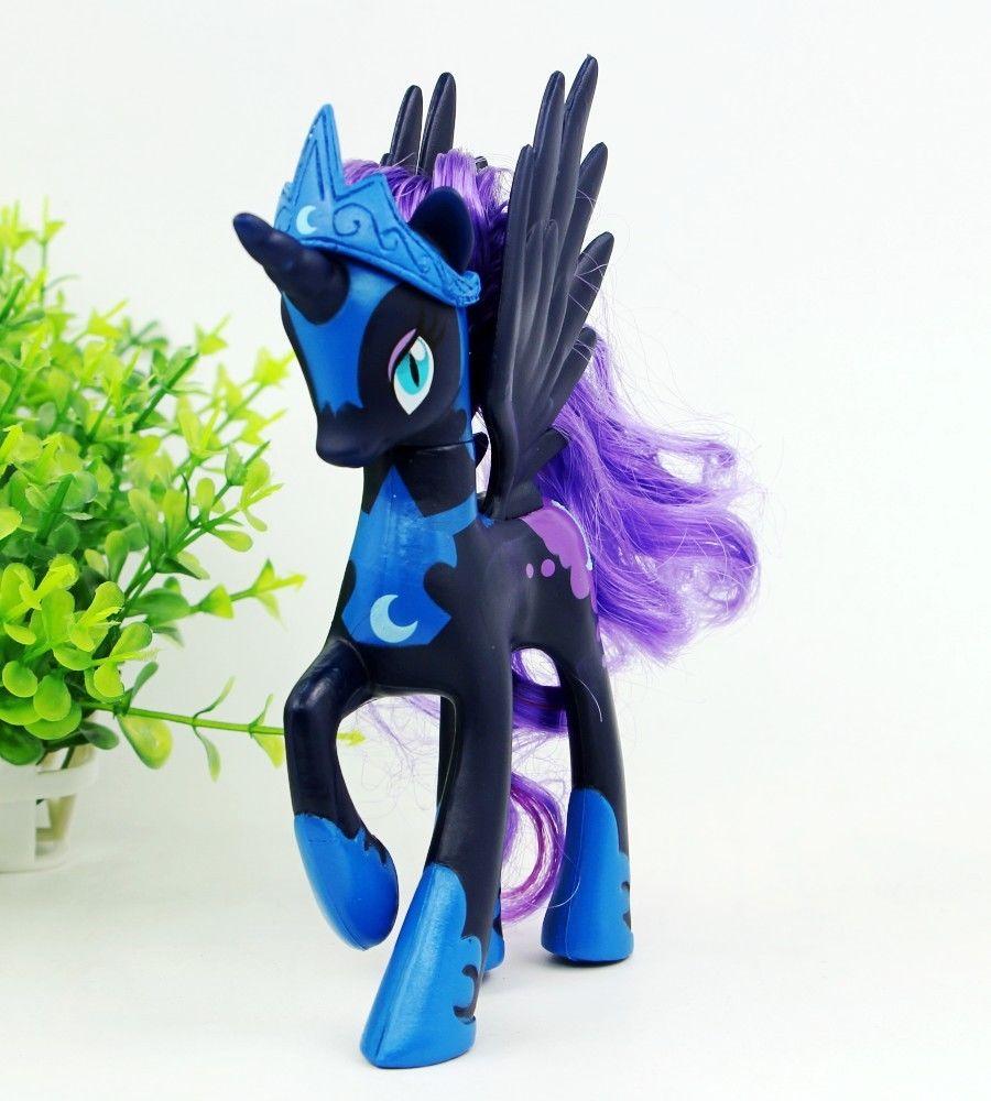 New My Pet Little Friendship Is Magic Princess Luna Nighemare Moon Figure