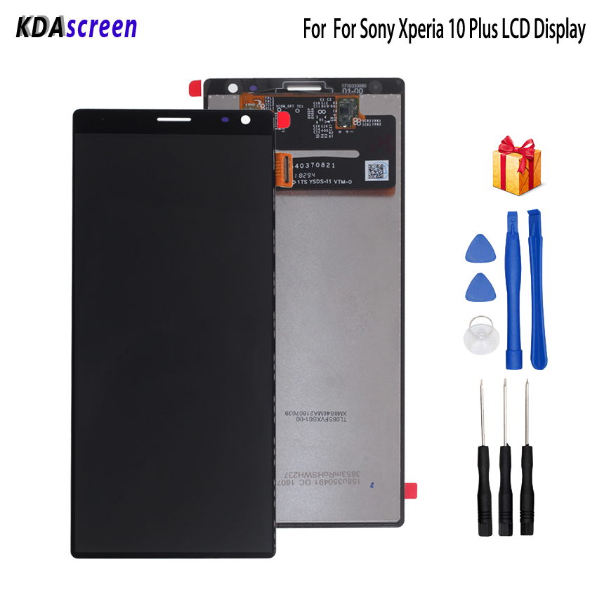 Original For Sony Xperia 10 plus LCD DisplayTouch Screen Digitizer For Sony Xperia 10 plus Screen LCD Display Phone Parts Original For Sony Xperia 10 plus LCD DisplayTouch Screen Digitizer For Sony Xperia 10 plus Screen LCD Display Phone Parts