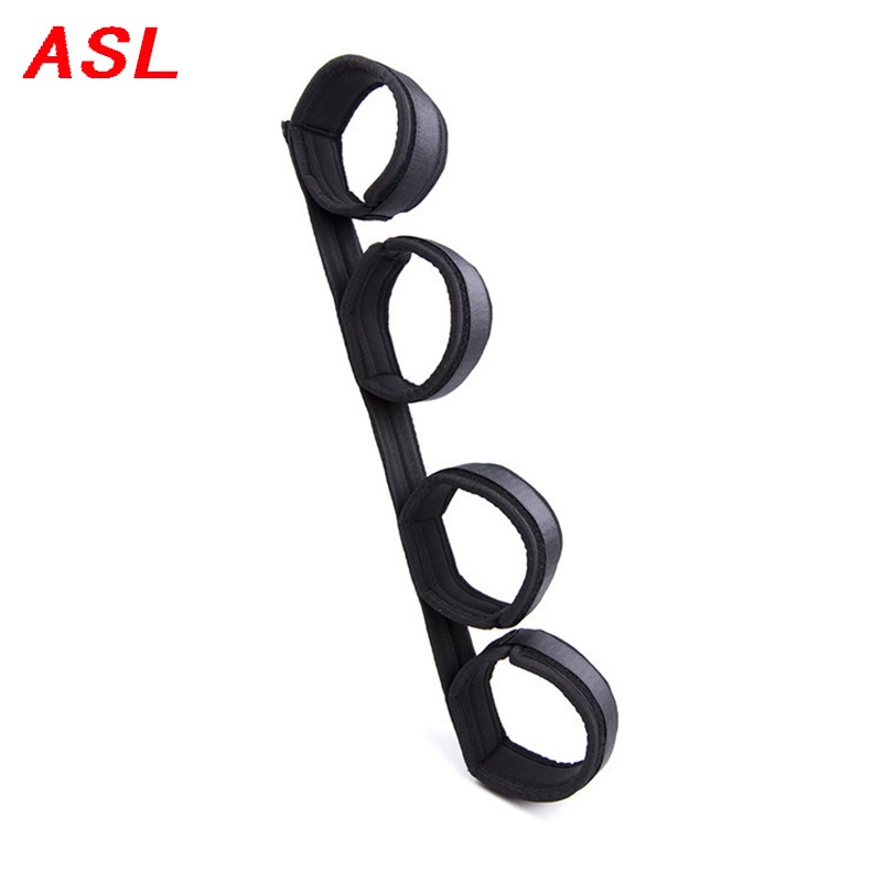 Metal On Door Swing Bar Bondage Removable Spreader Bar Hand Cuffs Roleplay Costumes Accessories Adult Sex Toys Home