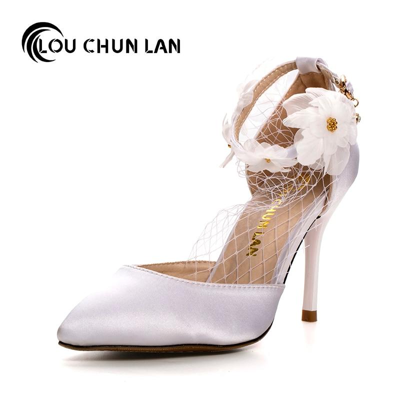 dress shoes women pumps mary janes wedding shoes elegant appliques party thin heels