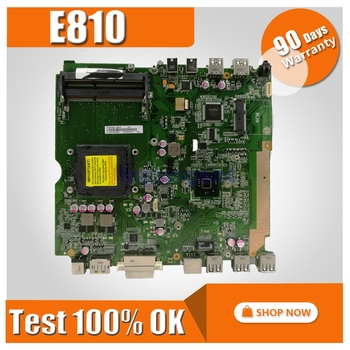 Original All-in-one motherboard For ASUS E810 mainboard 100% Test ok Works