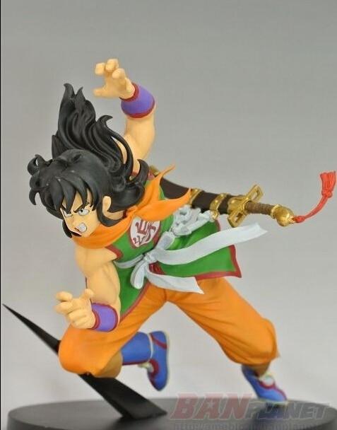 Dragon Ball Z Figure Kai Yamcha Collectible Model Toy