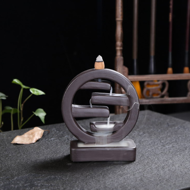 Brûleur d'encens original | la fontaine sacrée