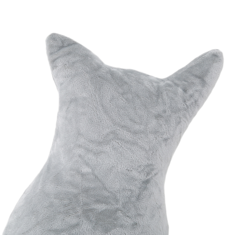 HTB135ZFXUjrK1RkHFNRq6ySvpXav Super Cute Soft Plush Cushion Back Cat Seat Sofa Pillow Plush Toy Stuffed Animal Doll Head Pillows Creative New Year Gift