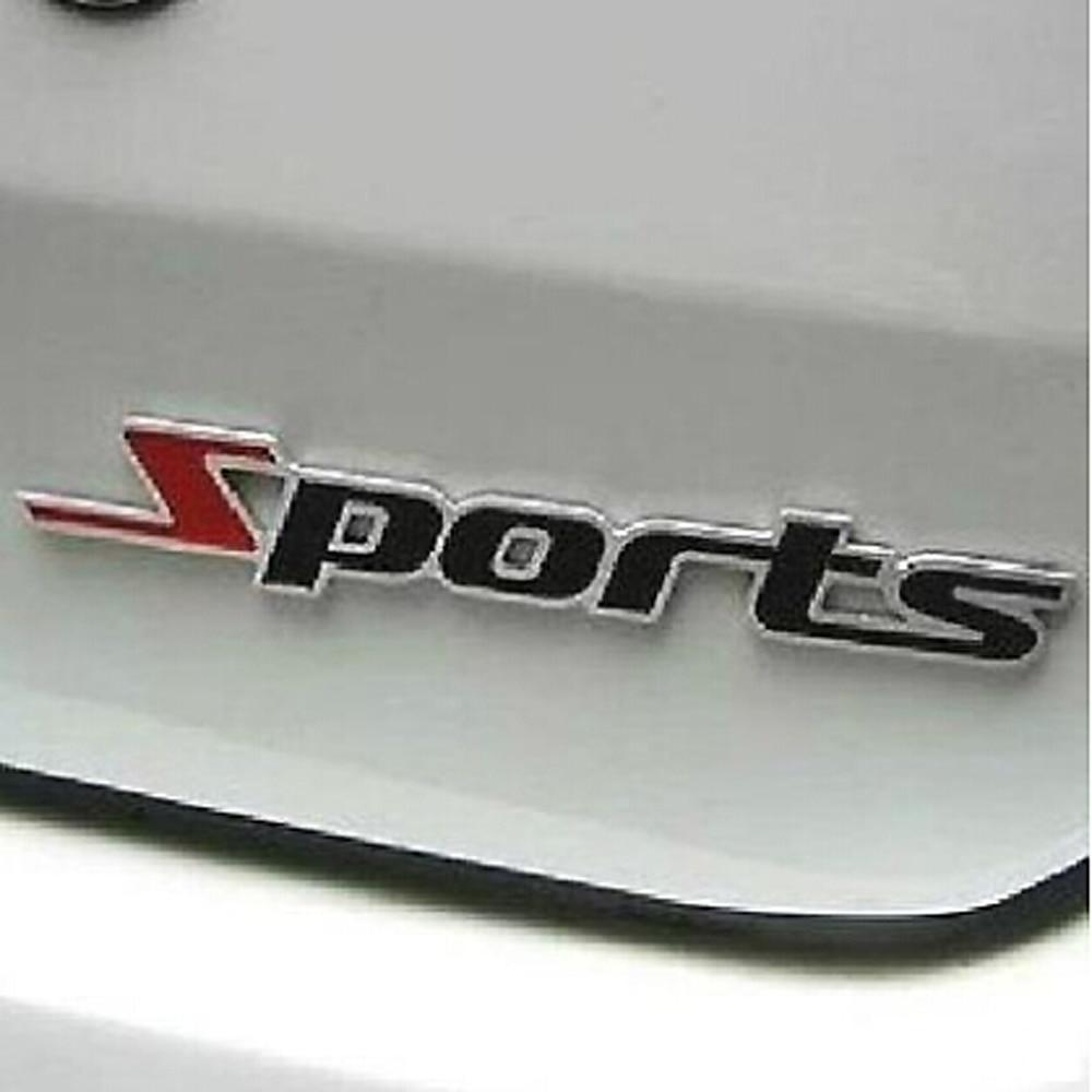 Автомобильный Стайлинг 3D металлические спортивные наклейки автомобильные аксессуары для Hyundai ix35 iX45 iX25 i20 i30 Sonata, Verna, Solaris, Elantra, Accent,