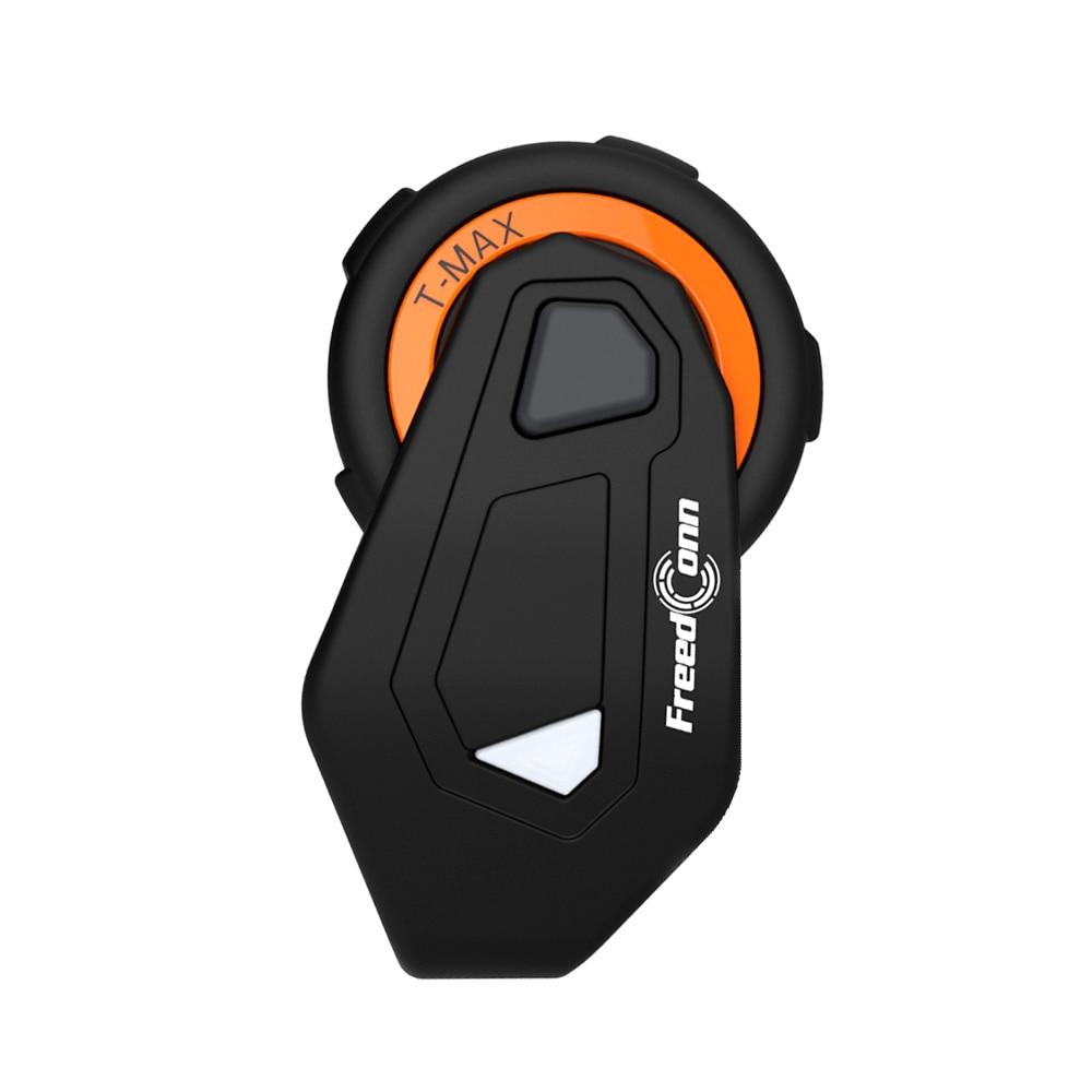 FreedConn New 1500M Full Duplex Bluetooth Intercom Motorcycle Interphone Riding Headset At The Same Time Intercom