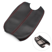 цена на Car Center Console Armrest Box Cover microfiber leather Protection Pad for Honda Accord 8th Gen 2008 2009 2010 2011 2012 2013