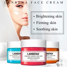 Face Cream Whitening Cream Hyaluronic Acid Moisturizing Anti Wrinkle Anti Aging Vitamin C Serum Acne Treatment Skin Care anti wrinkle anti aging moisturizing serum acne treatment whitening face ageless beauty skin care argan collagen elastin serum