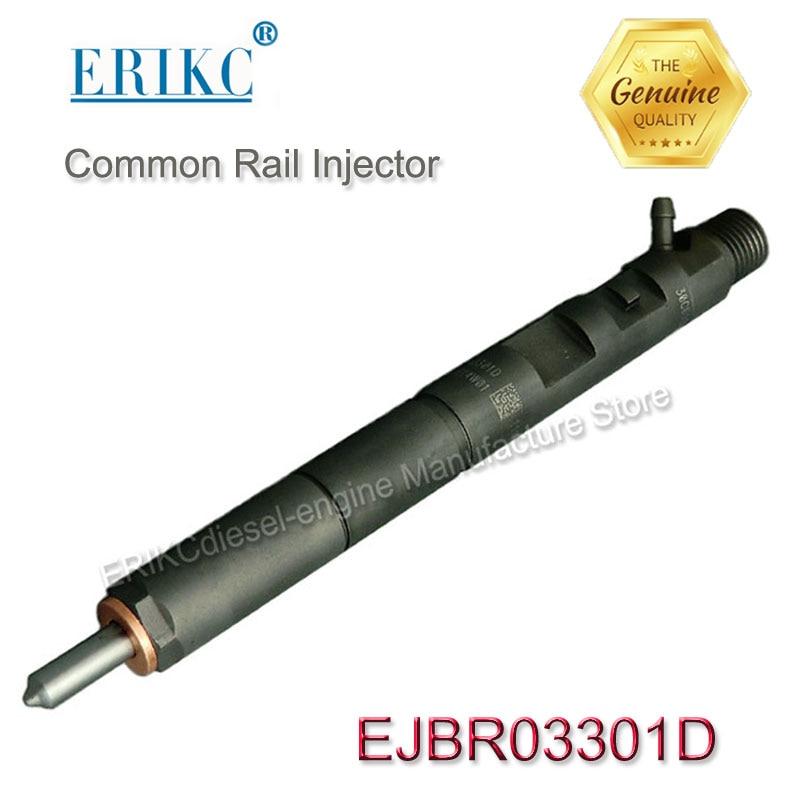 ERIKC delphi common rail EJBR03301D (3301D) DELPHI дизельным двигателем выполните инжектор тела для транзитных 2.8L Ван (114bhp)