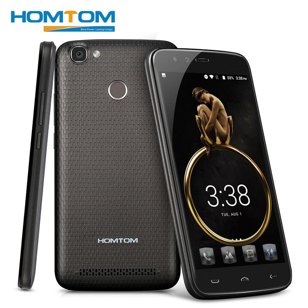 Doogee HOMTOM HT50 4 г смартфон 5.5 MTK6737 4 ядра android 7.0 мобильный телефон 3 ГБ Оперативная память 32 ГБ Встроенная память 5500 мАч Батарея 13MP Камера телефона