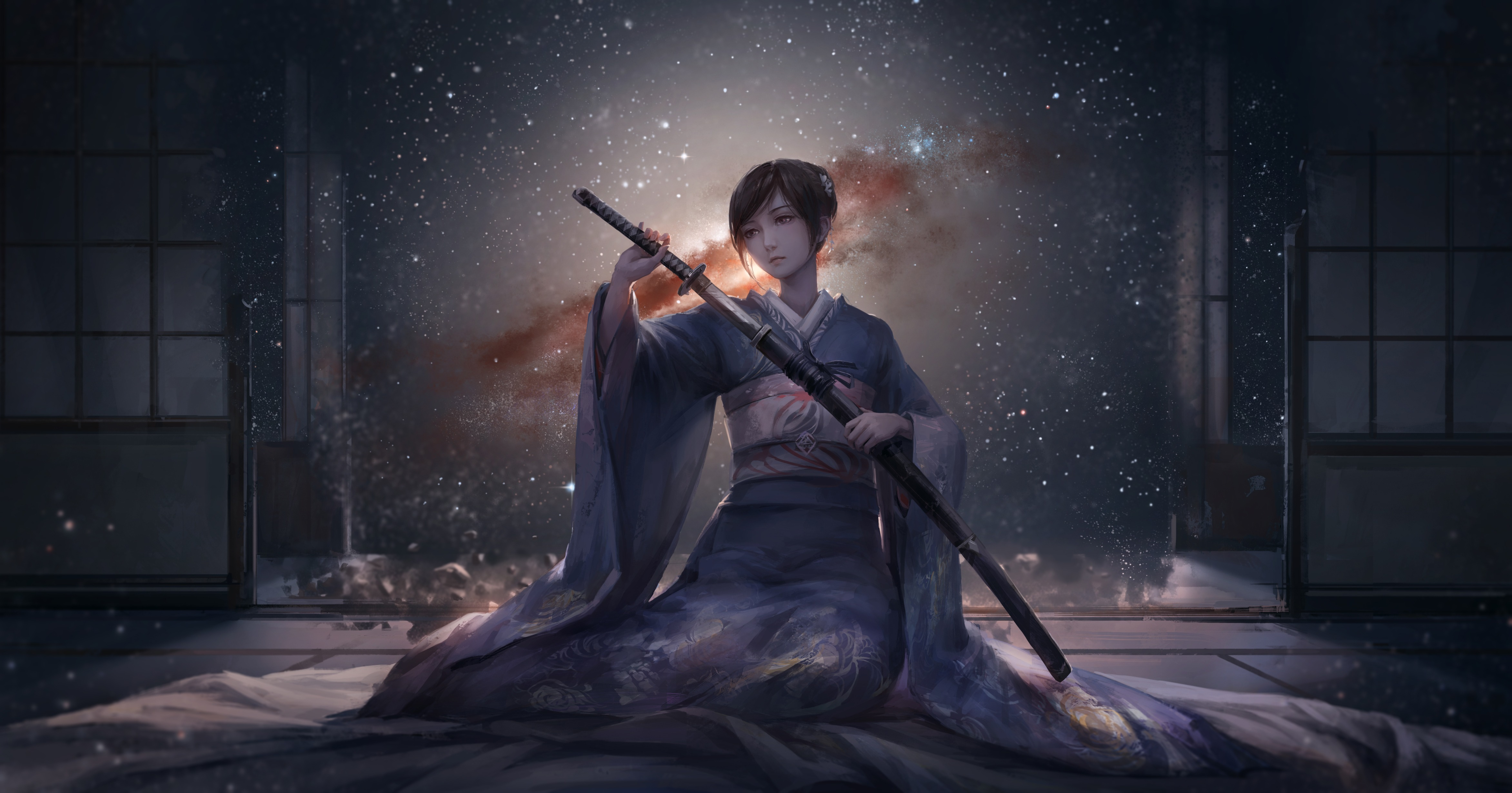 【P站画师】中国画师 JLIEN-的插画作品- ACG17.COM