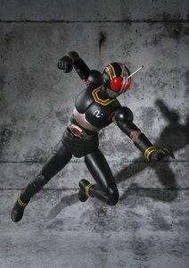 Image 5 - PrettyAngel Подлинная Bandai Tamashii Nation S.H. Фигурка Кама Райдера в масках, черная экшн фигурка