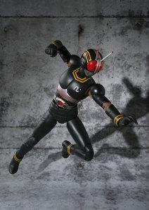 Image 5 - PrettyAngel ของแท้ Bandai Tamashii Nations S.H.Figuarts Masked Kamen Rider Black Action FIGURE